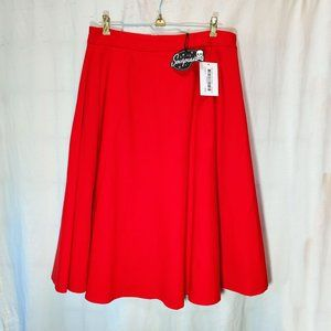 Donna Circle Skirt with Pockets Sourpuss NWT